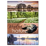 Wall Calendar - Wonders of Nature