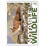 Wall Calendar - Notable Wildlife