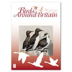 Wall Calendar - Birds around Britain