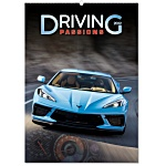 Wall Calendar - Driving Passions
