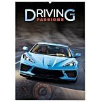 Wall Calendar - Driving Passions