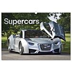 Wall Calendar - Supercars