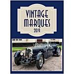 Wall Calendar - Vintage Marques