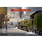 Wall Calendar - Footplate