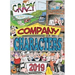 Wall Calendar - Company Characters