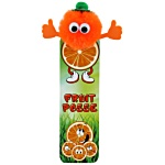 Fruit Bug Bookmarks - Orange