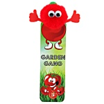 Vegetable Bug Bookmarks - Tomato
