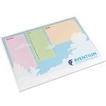 A2 25 Sheet Deskpad - Full Colour