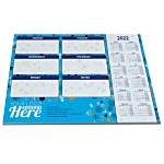 A3 25 Sheet Deskpad - Full Colour