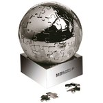 World Puzzle Globe Game