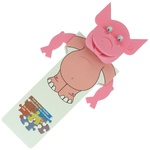 Fun Bookmarks - Pig