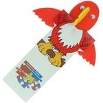 Fun Body Bookmarks - Parrot