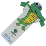 Fun Body Bookmarks - Crocodile