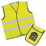 Safety Vest with Pouch