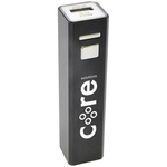 Cuboid Power Bank Charger - 2600mAh