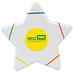 Star Shaped Highlighter - Full Colour