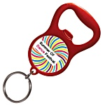 Colour Pop Bottle Opener Keyring