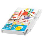 Sticky Notepad & Pen - Full Colour