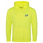 AWDis Electric Hoodie - Embroidered
