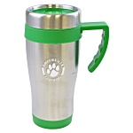 Colour Trim Travel Mug - 3 day