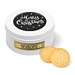 Treat Tin - Walkers Shortbread - Christmas