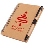 Pacos Notebook with Pen