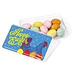 Maxi Rectangular Sweet Pot - Chocolate Eggs
