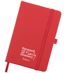 A6 Soft Skin Notebook - Personalised