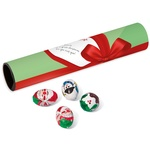 Sweet Tube - Christmas Chocolate Balls