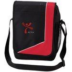 Malaga Messenger Bag - Embroidered