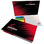 BIC® Sticky Notes Booklet with Page Flags
