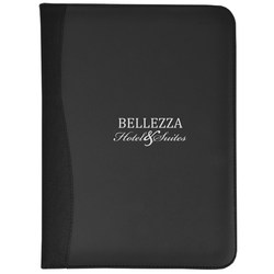 View a larger, more detailed picture of the Ambassador A4 Zipped Conference Folder