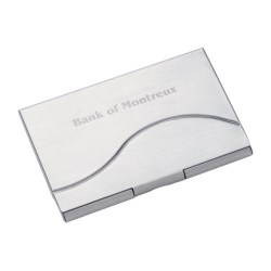 View a larger, more detailed picture of the DISC Select Business Card Case