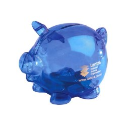 View a larger, more detailed picture of the Printed Piggy Bank