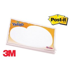 View a larger, more detailed picture of the 3M Post-it Notes - 127 x 74 5mm