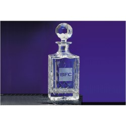 View a larger, more detailed picture of the Gallery Crystal Spirit Decanter