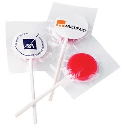 View a larger, more detailed picture of the Personalised Lollipop