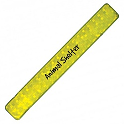 View a larger, more detailed picture of the Budget Reflective Snap Band
