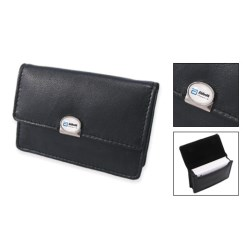 View a larger, more detailed picture of the DISC Leather Business Card Case