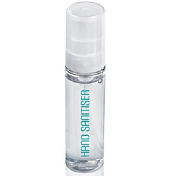 View a larger, more detailed picture of the Waterless Mini Hand Sanitiser Spray 7 5ml