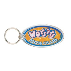 View a larger, more detailed picture of the Extra Large Steel Keyring