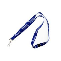 View a larger, more detailed picture of the 15mm Woven Lanyard 2 Sides