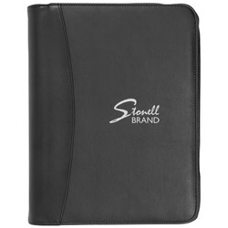 View a larger, more detailed picture of the Pembury A4 Ring Zipped Portfolio