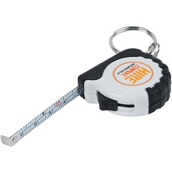 View a larger, more detailed picture of the Tape Measure Keyring