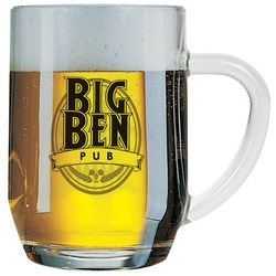 View a larger, more detailed picture of the Pint Glass Tankard