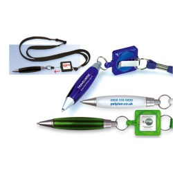 View a larger, more detailed picture of the DISC Meeting Neck Pen Set