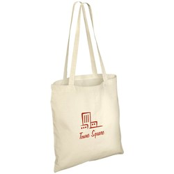View a larger, more detailed picture of the Eco-Friendly Long Handled Tote Bag - 2 day