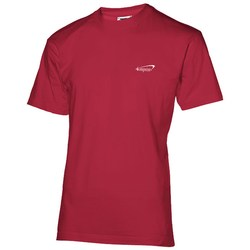 View a larger, more detailed picture of the Slazenger Heavy T-Shirt