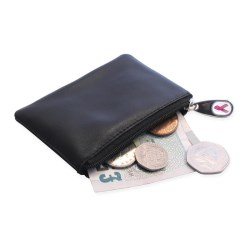 View a larger, more detailed picture of the Leather Coin Purse