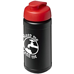 View a larger, more detailed picture of the 500ml Water Bottle - Not Disposable Design